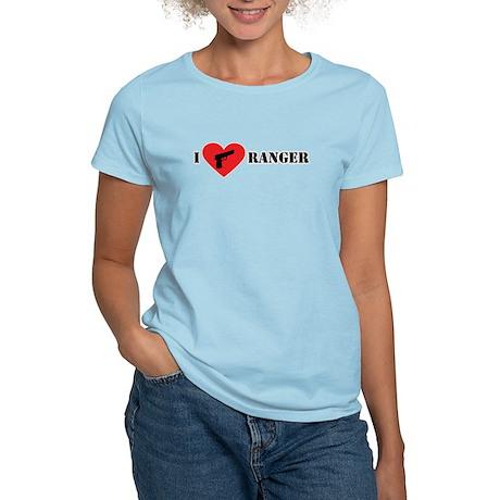 I love Ranger I love Morelli Women's Light T-Shirt