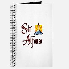 Sir Alfonso Journal