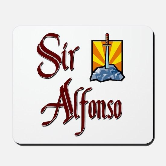 Sir Alfonso Mousepad