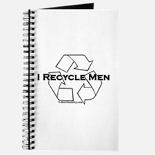 I recycle men Journal