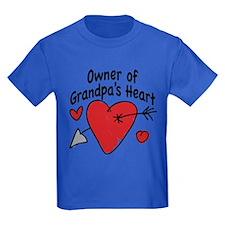 OWNER OF GRANDPA'S HEART T