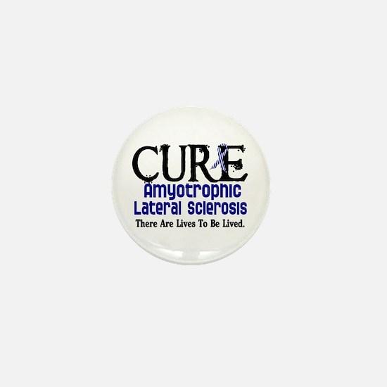 CURE ALS 3 Mini Button