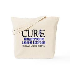 CURE ALS 3 Tote Bag