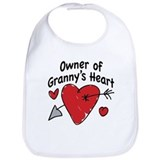 I love granny Cotton Bibs
