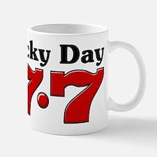 777 Our Lucky Day Mug
