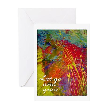 RECOVERY Twelve Step Greeting Card