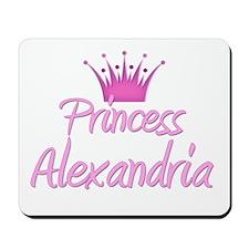 Princess Alexandria Mousepad