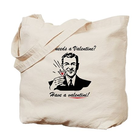 Martini Valentini Tote Bag