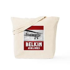 VINTAGE BELKIN Tote Bag