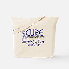 CURE ALS 2 Tote Bag