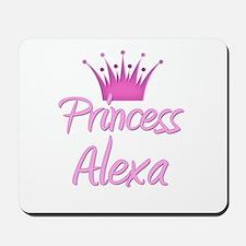 Princess Alexa Mousepad