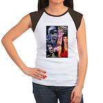 Ecstasy Women's Cap Sleeve T-Shirt