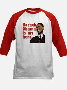 Barack Obama is my Hero Tee