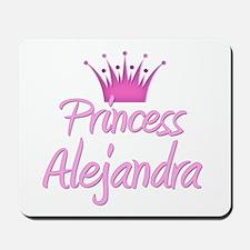 Princess Alejandra Mousepad