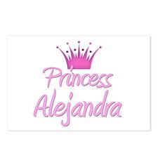 Princess Alejandra Postcards (Package of 8)