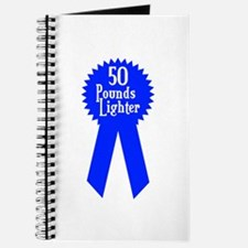 50 Pounds Award Journal