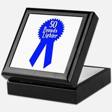 50 Pounds Award Keepsake Box