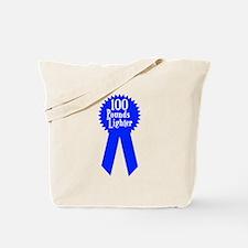 100 Pounds Award Tote Bag