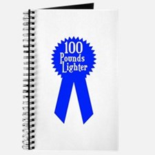 100 Pounds Award Journal