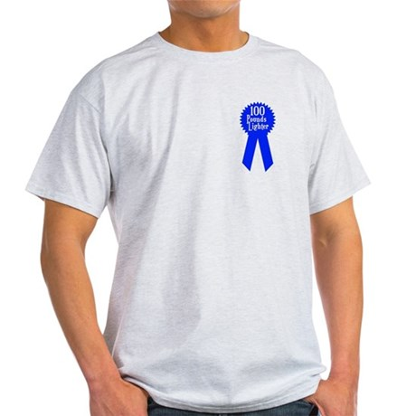 100 Pounds Award Light T-Shirt