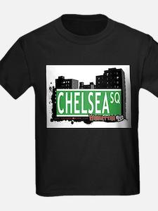 CHELSEA SQUARE, MANHATTAN, NYC T
