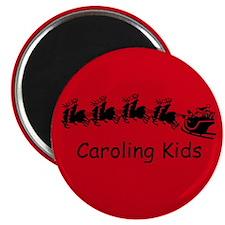 Caroling Kids Magnet