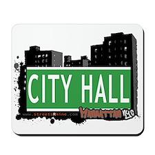 CITY HALL, MANHATTAN, NYC Mousepad