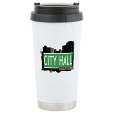 CITY HALL, MANHATTAN, NYC Travel Mug