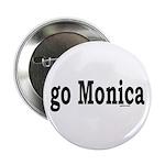 "go Monica 2.25"" Button (100 pack)"