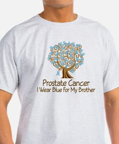 Prostate Cancer Brother T-Shirt