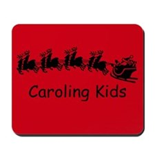 Caroling Kids Mousepad