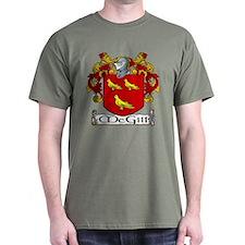 McGill Coat of Arms T-Shirt