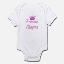 Princess Alayna Infant Bodysuit