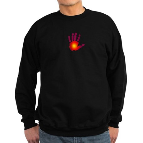Energy Hand Sweatshirt (dark)
