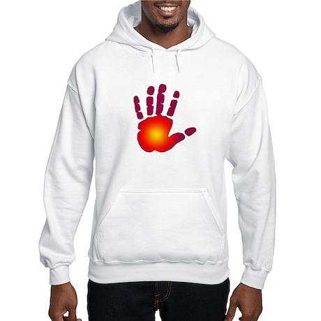 Energy Hand Hooded Sweatshirt
