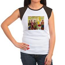 Tuscany Women's Cap Sleeve T-Shirt