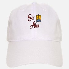 Sir Alan Baseball Baseball Cap