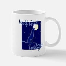 Wolf Girl Twilight Mug