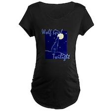 Wolf Girl Twilight T-Shirt
