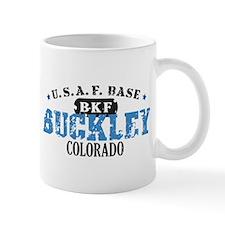 Buckley Air Force Base Mug