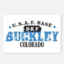Buckley Air Force Base Postcards (Package of 8)