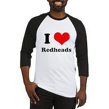 Cute Redheads are hot Baseball Jersey