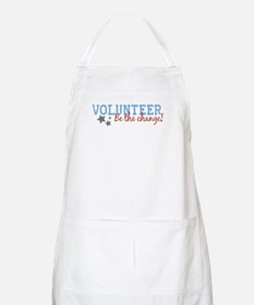 Volunteer Be the Change BBQ Apron