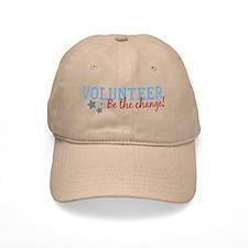 Volunteer Be the Change Baseball Baseball Cap