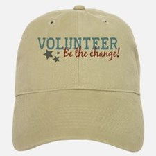 Volunteer Be the Change Baseball Baseball Cap