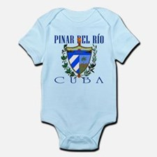 Pinar del Rio Infant Bodysuit