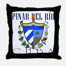 Pinar del Rio Throw Pillow