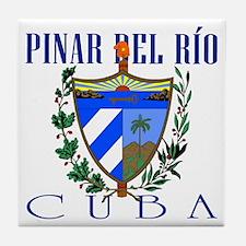Pinar del Rio Tile Coaster