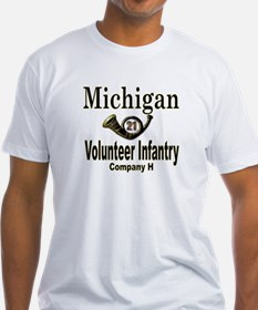 MIchigan Reenactor Shirt