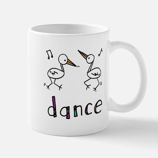 Dance Bird Mug